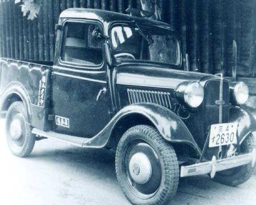 1923年創業の老舗タイヤ店