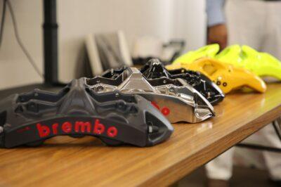 brembo勉強会を開催